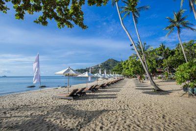 Beach and Facilities